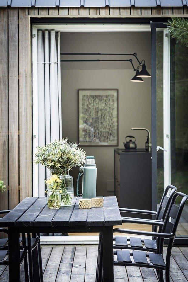 Фотография: Терраса в стиле Эко, Дом, Дания, Дача, Дом и дача – фото на INMYROOM