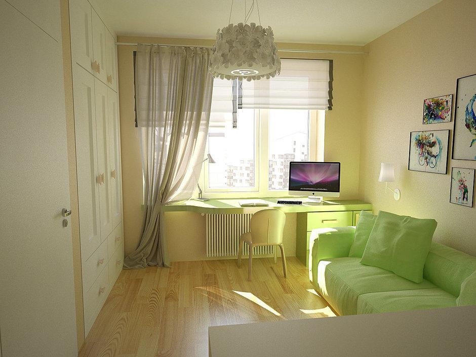 Фотография: Офис в стиле , Квартира, Дома и квартиры, Проект недели, Пентхаус – фото на InMyRoom.ru