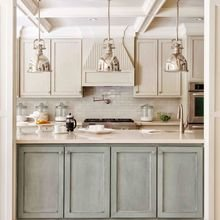 Фотография: Кухня и столовая в стиле Кантри, Лофт, Советы, Ремонт на практике – фото на InMyRoom.ru
