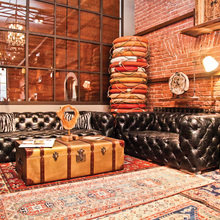 Фотография: Гостиная в стиле Лофт, Карта покупок, LeHome, Индустрия, Маркет, Барселона – фото на InMyRoom.ru