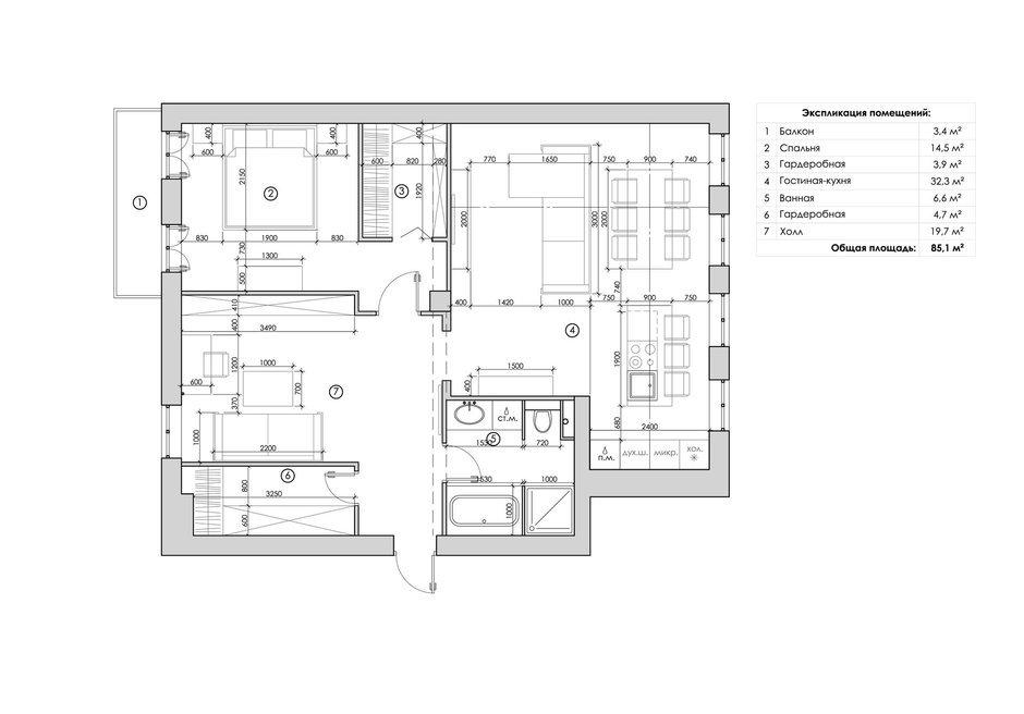 Фотография: Прочее в стиле , Классический, Квартира, Дома и квартиры, IKEA, Проект недели, Дина Салахова – фото на InMyRoom.ru