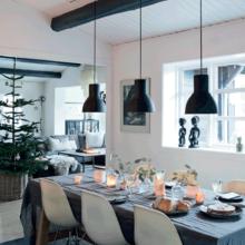 Фото из портфолио Рождество в серых тонах – фотографии дизайна интерьеров на INMYROOM