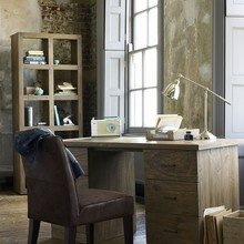 Фотография: Офис в стиле , Дома и квартиры, Интерьеры звезд, Эко, Комод, Колониальный – фото на InMyRoom.ru