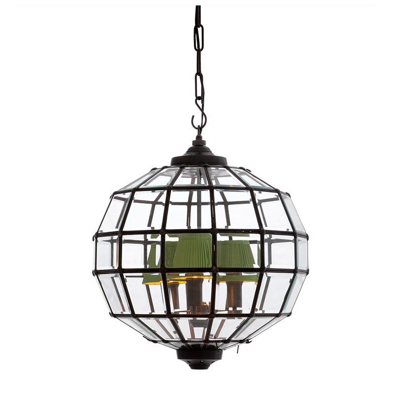 Купить Подвесной светильник Eichholtz Lantern Luna с каркасом из металла, inmyroom, Нидерланды