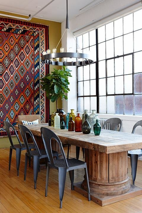 Фотография: Кухня и столовая в стиле Прованс и Кантри, Современный, Декор интерьера, Декор дома, Цвет в интерьере – фото на InMyRoom.ru