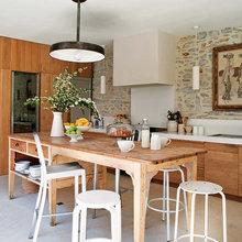 Фотография: Кухня и столовая в стиле Кантри, Эклектика, Декор интерьера, Дом, Франция, Дома и квартиры – фото на InMyRoom.ru