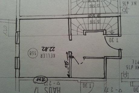 Как зрительно увеличить окно в подвале