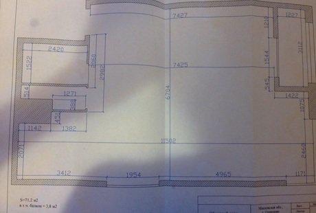 Помогите пож с планировкой коридора