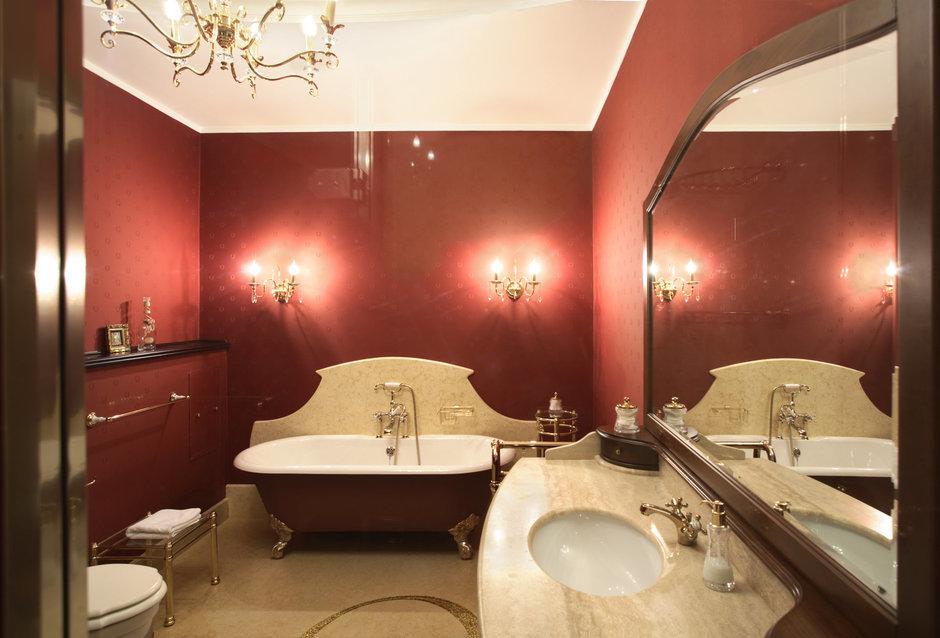 Фотография: Ванная в стиле Классический, Современный, Квартира, Дома и квартиры, Модерн, Ар-нуво – фото на InMyRoom.ru