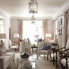 Фотография: Гостиная в стиле Кантри, Малогабаритная квартира, Квартира, Дома и квартиры – фото на InMyRoom.ru