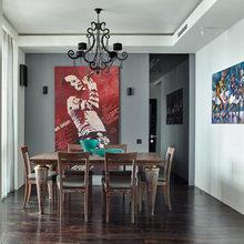 Фотография: Кухня и столовая в стиле Эклектика, Квартира, Проект недели, Москва, Елена Семенова – фото на InMyRoom.ru