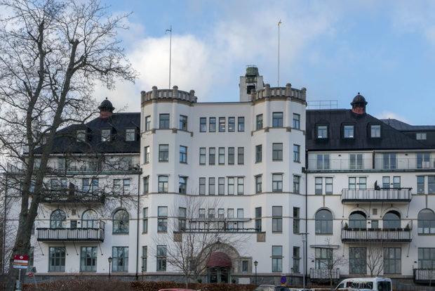 Фотография: Архитектура в стиле , Декор интерьера, Квартира, Швеция, Черный, 2 комнаты – фото на InMyRoom.ru