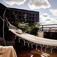 Фото из портфолио Солнечная терраса на крыше – фотографии дизайна интерьеров на InMyRoom.ru