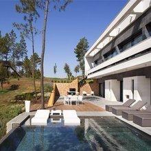 Фотография: Терраса в стиле Современный, Дом, Испания, Дома и квартиры – фото на InMyRoom.ru