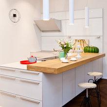 Фотография: Кухня и столовая в стиле Современный, Квартира, Франция, Дома и квартиры, Ligne Roset, Санкт-Петербург – фото на InMyRoom.ru