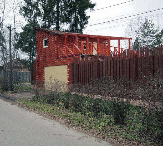 Фотография: Архитектура в стиле Современный, Дом, Дома и квартиры, Дача – фото на InMyRoom.ru