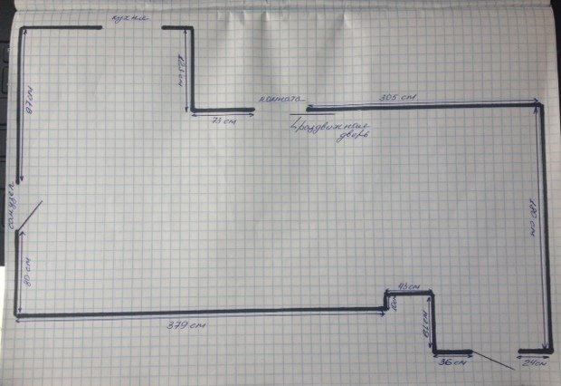 Оформление коридора. Прошу помощи и совета