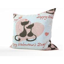 Декоративная подушка: День Валентина