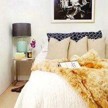 Фотография: Спальня в стиле Кантри, Малогабаритная квартира, Квартира – фото на InMyRoom.ru