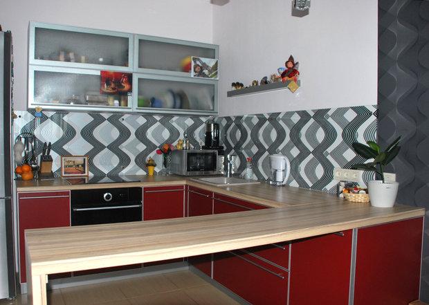 Фотография: Прочее в стиле , Современный, Малогабаритная квартира, Квартира, Дома и квартиры, Новосибирск – фото на InMyRoom.ru