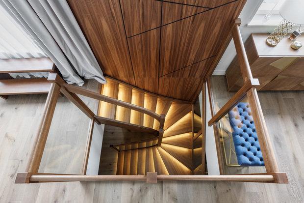 Фотография: Прихожая в стиле Современный, Квартира, Проект недели, Санкт-Петербург, 4 и больше, Более 90 метров, ARCA design – фото на INMYROOM