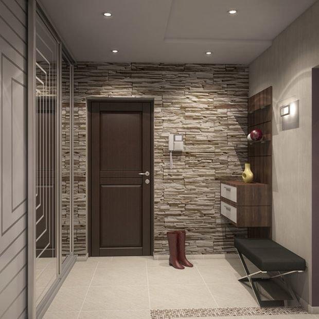 Дизайн прихожей и коридора фото в квартире