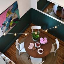 Фото из портфолио Квартира с террасой на крыше – фотографии дизайна интерьеров на InMyRoom.ru