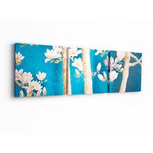 """Модульная картина от дизайнера """"Цветущее дерево"""""""
