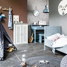 Фото из портфолио Летний загородный дом – фотографии дизайна интерьеров на INMYROOM