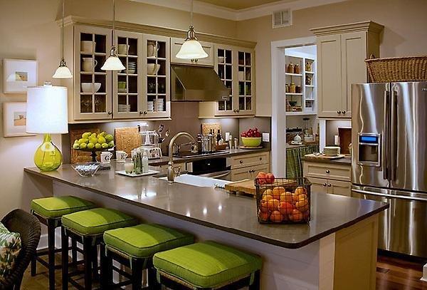 Фотография: Кухня и столовая в стиле , Хранение, Стиль жизни, Советы, Буфет – фото на InMyRoom.ru