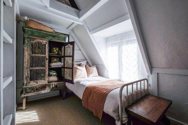 Фотография: Спальня в стиле Скандинавский, Декор интерьера, Дом, Дача, Дом и дача – фото на InMyRoom.ru