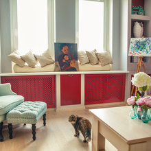 Фото из портфолио квартира для девушки – фотографии дизайна интерьеров на INMYROOM