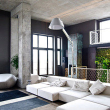 Фотография: Гостиная в стиле Лофт, Декор интерьера, Декор дома, Минимализм – фото на InMyRoom.ru