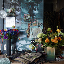 Фото из портфолио Цветной Нью-Йоркский лофт – фотографии дизайна интерьеров на INMYROOM