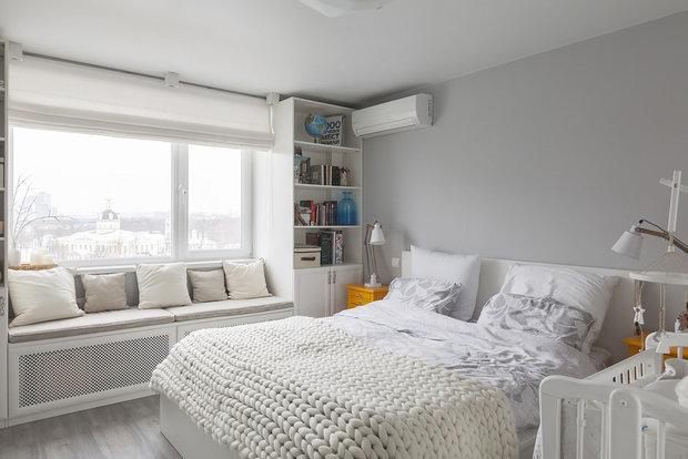 Фотография: Спальня в стиле Современный, Квартира, Гид, Герой InMyRoom – фото на InMyRoom.ru