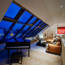 Фото из портфолио Престижный жилой комплекс в Лондоне – фотографии дизайна интерьеров на INMYROOM