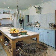 Фото из портфолио Кухня-остров – фотографии дизайна интерьеров на InMyRoom.ru
