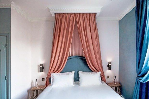 Фотография: Спальня в стиле Минимализм, Франция, Париж, Гид – фото на INMYROOM