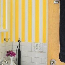 Фотография: Ванная в стиле Кантри, DIY, Интерьер комнат, Переделка – фото на InMyRoom.ru