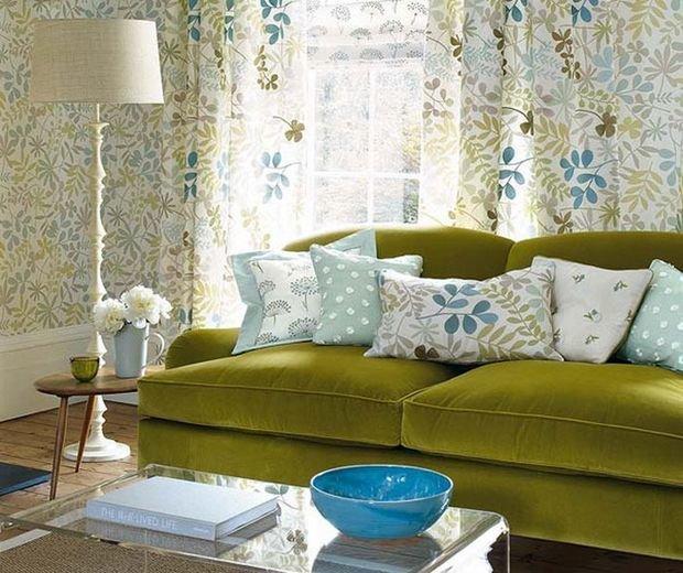 Фотография: Спальня в стиле Классический, Современный, Декор интерьера, Квартира, Дом, Декор, Зеленый – фото на InMyRoom.ru