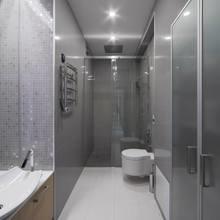 Фото из портфолио Реализованный интерьер квартиры в современном стиле – фотографии дизайна интерьеров на INMYROOM