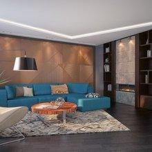 Фото из портфолио Квартира в г. Тюмень, ул.Мельничная – фотографии дизайна интерьеров на INMYROOM