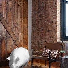 Фото из портфолио Современная ферма в West Loop, Чикаго – фотографии дизайна интерьеров на INMYROOM
