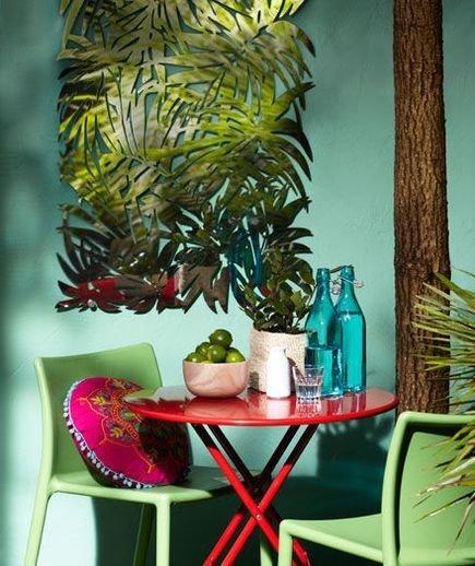 Фотография: Мебель и свет в стиле Прованс и Кантри, Балкон, Интерьер комнат – фото на InMyRoom.ru