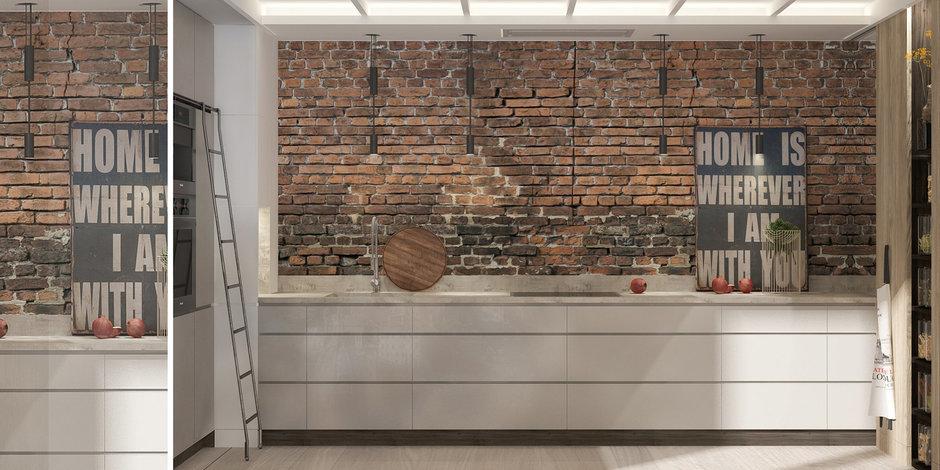 Фотография: Прихожая в стиле Классический, Эклектика, Декор интерьера, Квартира, Белый, Проект недели, Бежевый – фото на InMyRoom.ru