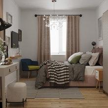 Фото из портфолио Проект ОСЛО – фотографии дизайна интерьеров на INMYROOM