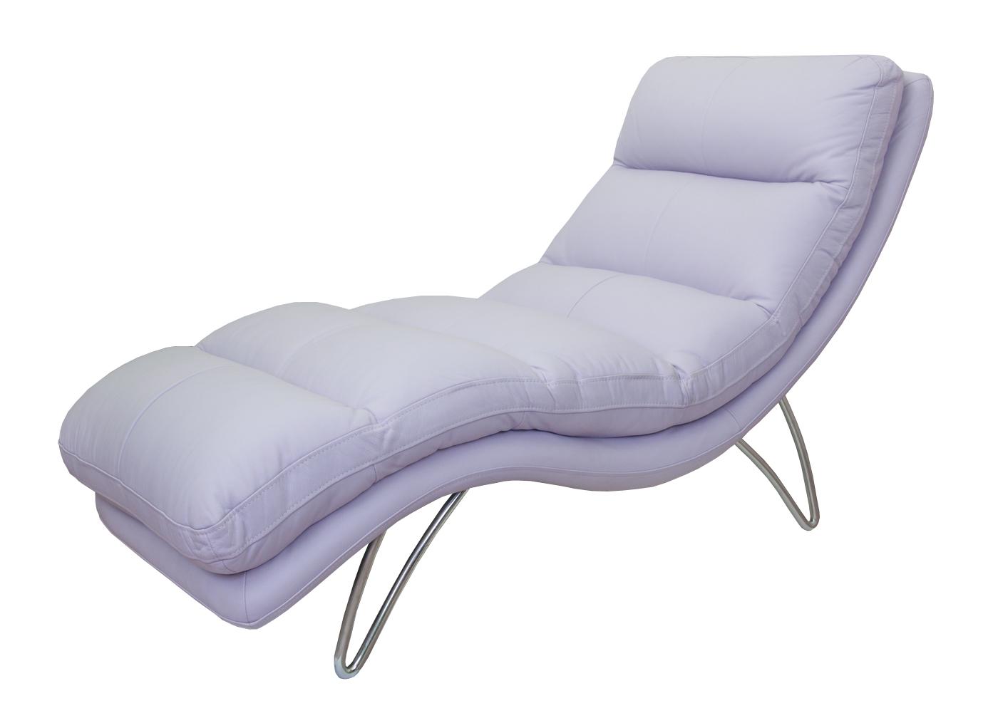 Кушетка Asta светло-фиолетового цвета