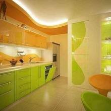 Фото из портфолио Кухня, столовая – фотографии дизайна интерьеров на InMyRoom.ru