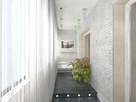 Фотография: Балкон, Терраса в стиле Лофт, Скандинавский, Современный – фото на INMYROOM