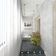 Фотография: Балкон, Терраса в стиле Лофт, Скандинавский, Современный – фото на InMyRoom.ru